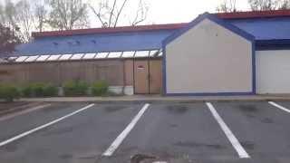 Urban Exploring: Abandoned Burger King - Thornburg (Fredericksburg), VA