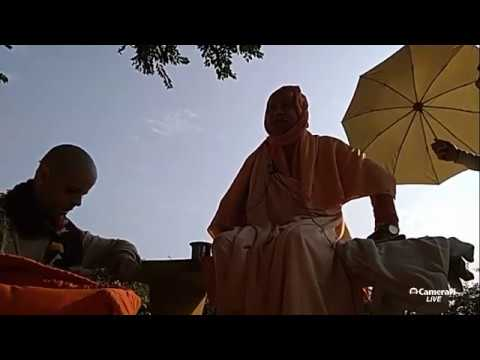 An Open Secret - food distribution with Indradyumna Swami from YouTube · Duration:  11 minutes 43 seconds