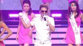 Opening - Chay Cung Em - Dam Vinh Hung va 28 Thi Sinh