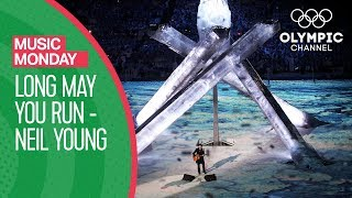 Neil Young - Long May You Run - Vancouver 2010 Closing Ceremony | Music Monday