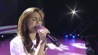 Toni Gonzaga sings 'Stand Up For Love' at TulongPH Benefit Concert