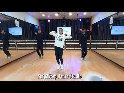 Naach Meri Rani Dance Choreography | Guru Randhawa Feat. Nora Fatehi | Step2Step Dance Studio