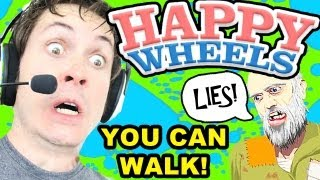 Happy Wheels - YOU LIED TO ME