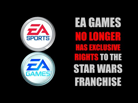EA Games Loses Exclusive Rights To Star Wars