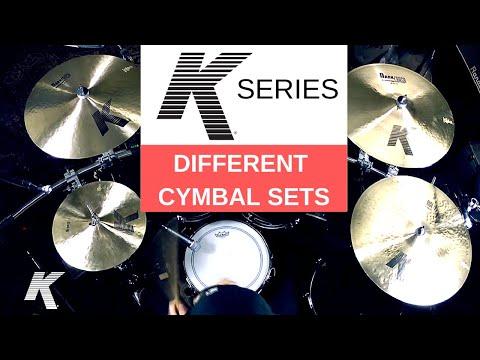 Zildjian - K Series (Sound Comparison)