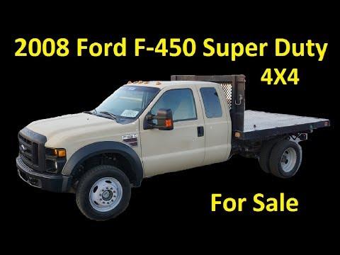 Buy a F450 Super Duty 4X4 Diesel Work Truck ~ GSA Pickup F350 F-450 F550