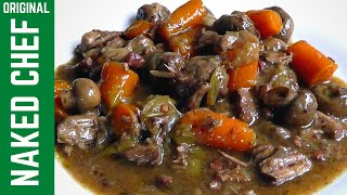 Simple LAMB STEW How to cook One Pot easy recipe