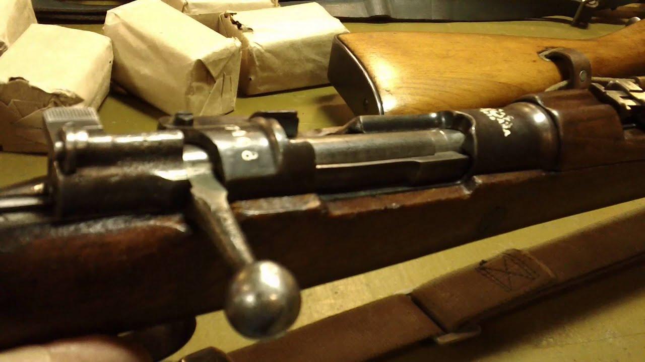1893 Turkish Mauser