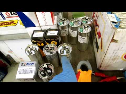 Hvac:capacitors 101 What You Need To Know The Basics