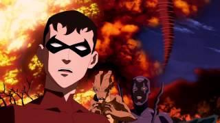 Young Justice S02E01 De Ja Vu moment