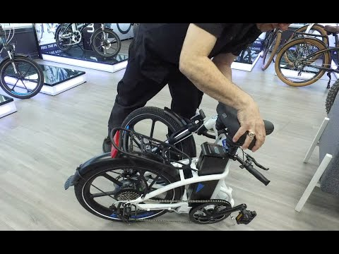 Foldable Electric Bike Review & Demo | Epic Cycles