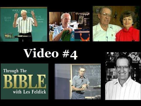 Through the Bible with Les Feldick - Book 1, Lesson 1, Segment 4