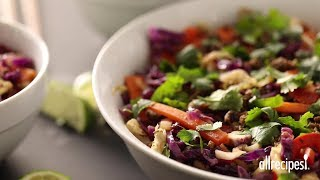 Ground Beef Recipe | Rainbow Color Ground Beef Recipe with Vegetables and Spices