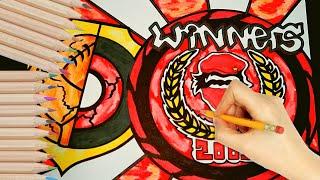 ULTRAS WINNERS 05 - Drawing Logo