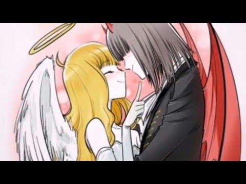 ♡ ангел и демон ♡