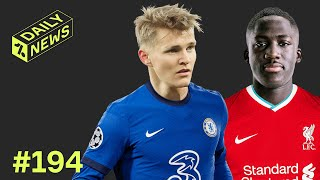 Liverpool's NEW DEFENDER + Why Ødegaard could join Chelsea!