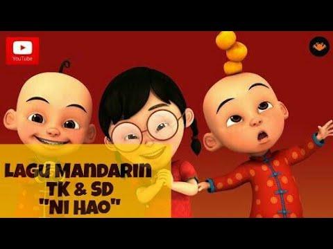 Ni Hao Lagu Mandarin Anak Sekolah TK