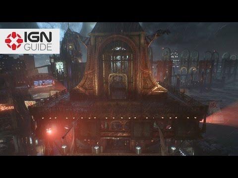 Batman: Arkham Knight - Occupy Gotham: Founders' Island Locations