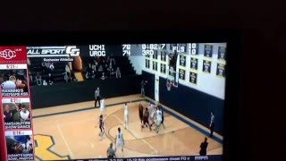 SportsCenter Top 10: University of Rochester buzzer beater vs University of Chicago