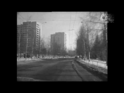 Харьков в конце 1980 года