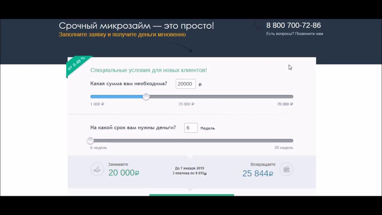 Условия кредита связь банк