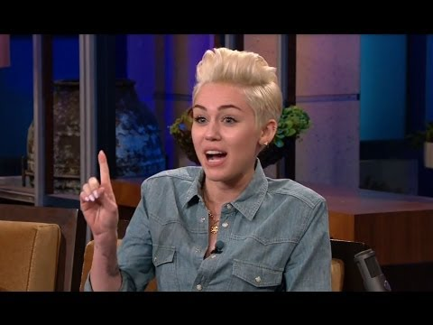 Miley's Advice to Justin Bieber! WATCH!