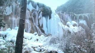 冬の九寨溝.mpg
