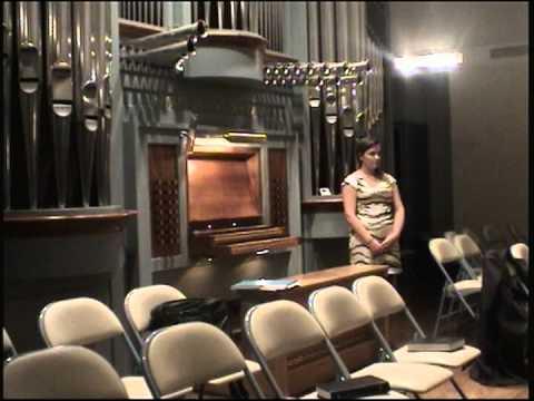 Jim Roman Organ Recital