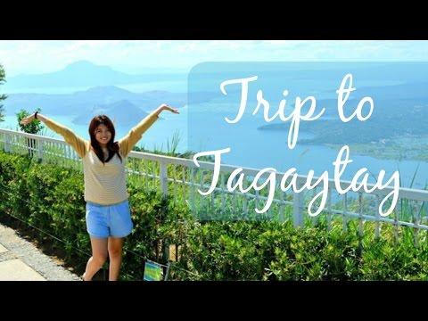 Trip to Tagaytay   zeeVlog5