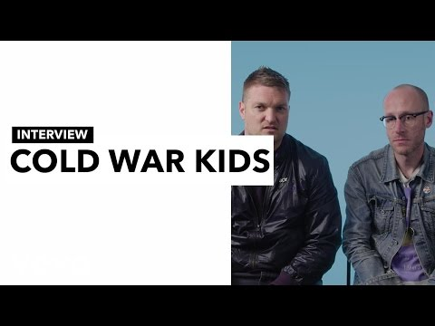 Cold War Kids  Cold War Kids on Love and LA