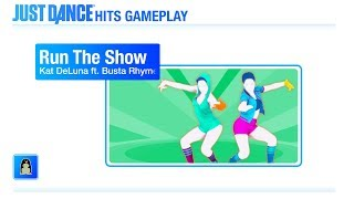 Run The Show (Wii U Exclusive) | Just Dance Hits Gameplay