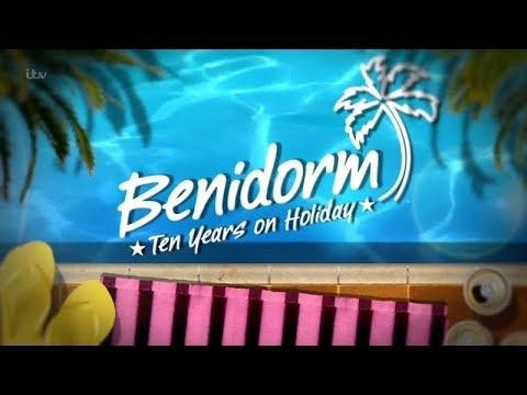 Benidorm Ten Years On Holiday (ITV) - DOCUMENTARY