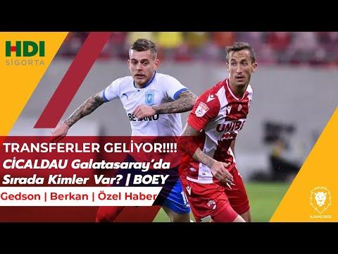 Transferler Geliyor! | Cicaldau Galatasaray'da | Boey Geliyor!! | Berkan | Eksikler | Gidecekler