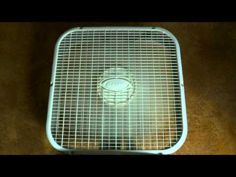 "The Sound of a Box Fan 60mins ""Sleep Sounds"""