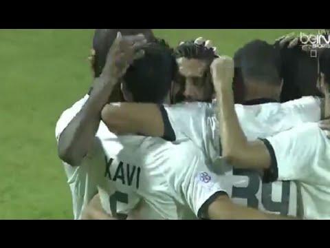 Xavi Hernandez second Goal with Al saad II 1-10-2015 Qatar Ligue HD