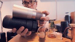 「開箱」官網獨賣 JX手磨 、 1ZPresso手壓咖啡機Y3.3