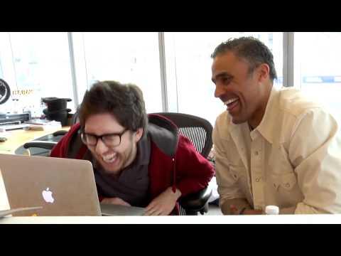 Jake and Amir: Rick Fox