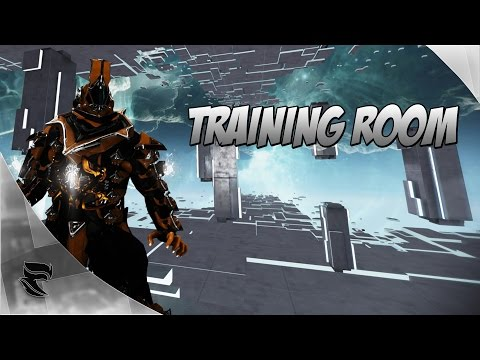 Warframe : How to unlock the training room (Simulacrum)