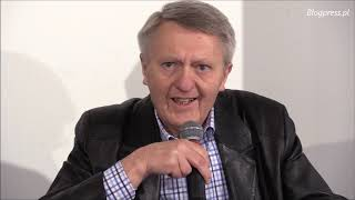 Okrągły Stół: Rola Kościoła, prof. Jan Żaryn i Sławomir Siwek (Klub Ronina)