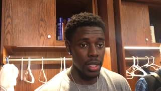 pelicans pg jrue holiday on his first game back with the team