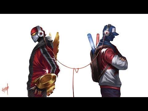 League Of Legends Music Playlist - Best Of Badministrator [+ Feats]