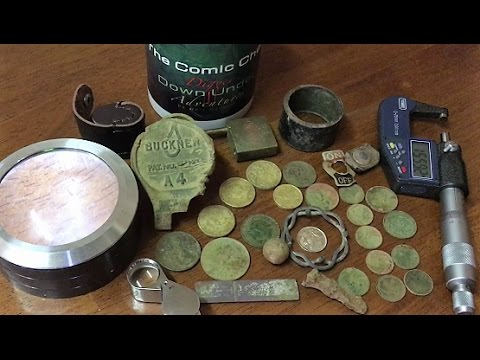 Minelab CTX 3030 Metal Detecting The Rush For Silver And Gold 2017 With DJI