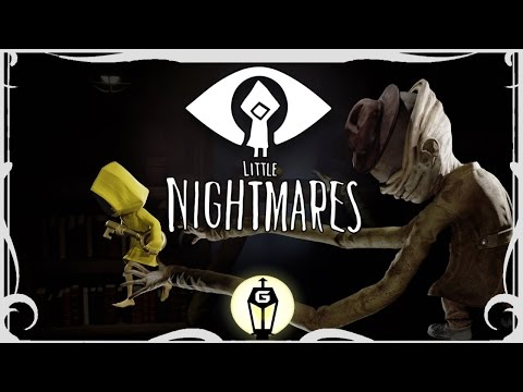 Daddy's Gonna Find You! | Let's Play Little Nightmares  Ep 2 (PC Gameplay Walkthrough)