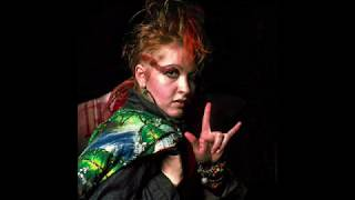 Cyndi Lauper - Right Track Wrong Train