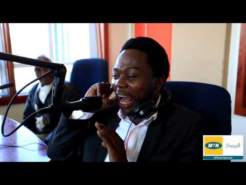 MTN JC's Mkhululi Bhebhe tells the story behind Hallelujah Nkateko (Lihle's Version) on Alex FM
