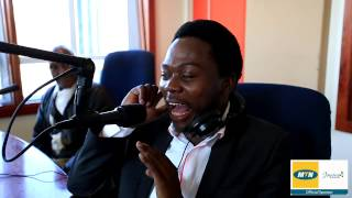 mtn jc s mkhululi bhebhe tells the story behind hallelujah nkateko lihle s version on alex fm