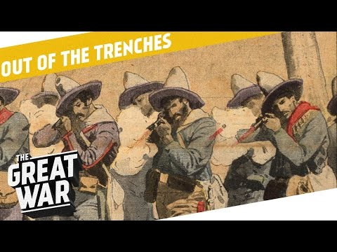 Latin America During WW1 - Who We Are I OUT OF THE TRENCHES