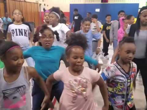 Chicago Hoyne Elementary School End of Year Bash w/ DJ Rated AG