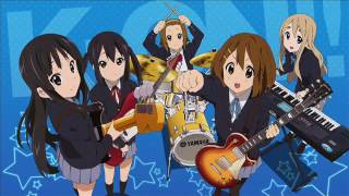 【K-ON!】[5人] Cagayake! GIRLS
