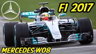 f1 mercedes w08 analysis lets talk f1 2017